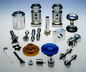 Sullivan creates a wide range of components from basic to highly complex